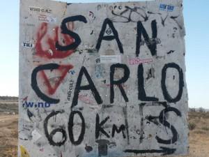 San Carlos WJ